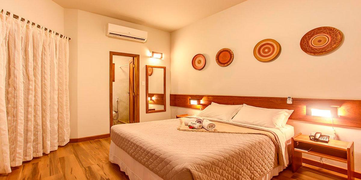 5 motivos para se hospedar no ecoporan hotel